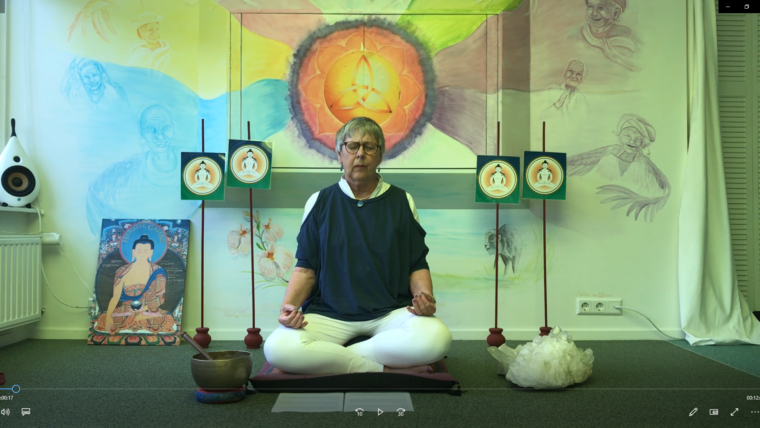 Meditatie Basic en Master Class Training